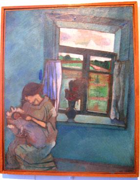 Chagall jetez les couleurs par la fen tre paris c te d 39 azur for Fenetre en espagnol